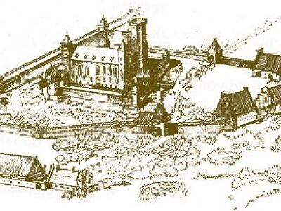 Castle approx. 1600